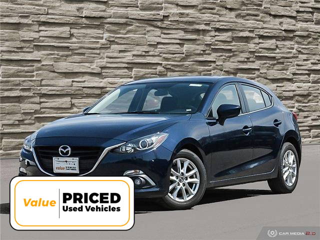 2015 Mazda Mazda3 Sport GS (Stk: L2276A) in Welland - Image 1 of 27