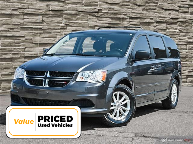 2016 Dodge Grand Caravan SE/SXT (Stk: P2603A) in Brantford - Image 1 of 23