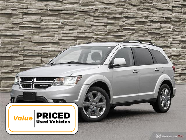 2012 Dodge Journey SXT & Crew (Stk: T8873B) in Brantford - Image 1 of 27