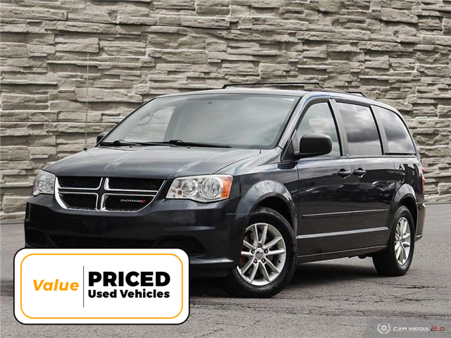 2014 Dodge Grand Caravan SE/SXT (Stk: T8903A) in Brantford - Image 1 of 26