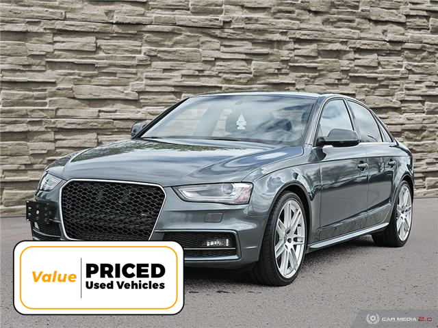 2014 Audi A4 2.0 Progressiv (Stk: M2132B) in Hamilton - Image 1 of 26