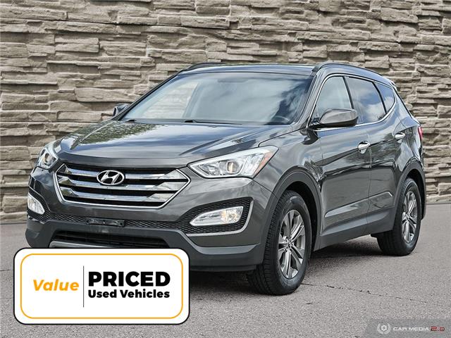 2013 Hyundai Santa Fe Sport  (Stk: M1215A) in Hamilton - Image 1 of 26