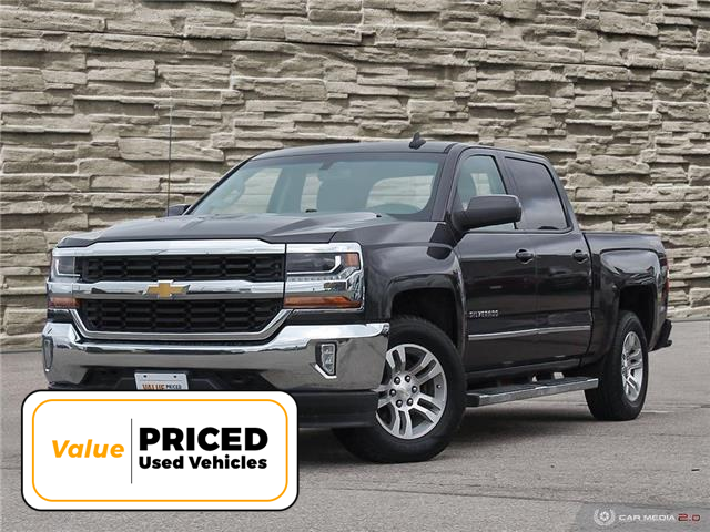2016 Chevrolet Silverado 1500  (Stk: T8899A) in Brantford - Image 1 of 26