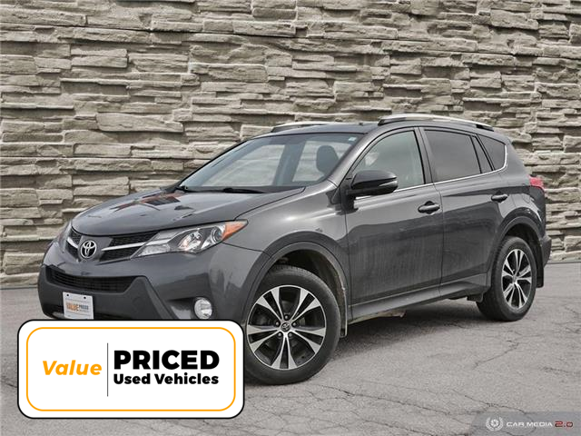 2015 Toyota RAV4 XLE (Stk: C6083A) in Brantford - Image 1 of 27