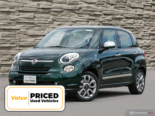 2015 Fiat 500L Lounge (Stk: M2149A) in Welland - Image 1 of 27