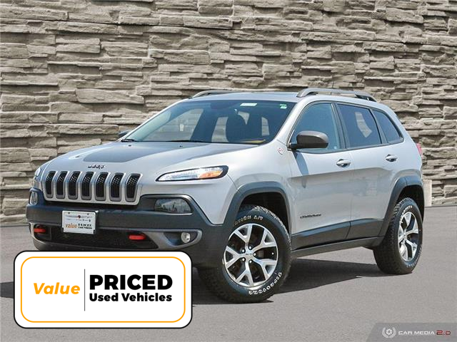 2015 Jeep Cherokee Trailhawk (Stk: M2069A) in Welland - Image 1 of 27