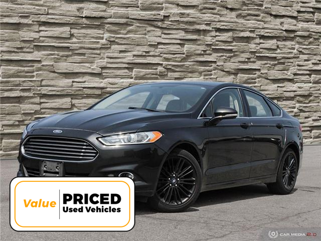 2014 Ford Fusion SE (Stk: J4337A) in Brantford - Image 1 of 27