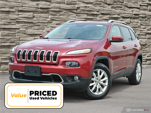 2016 Jeep Cherokee Limited (Stk: M2123A) in Welland - Image 1 of 26