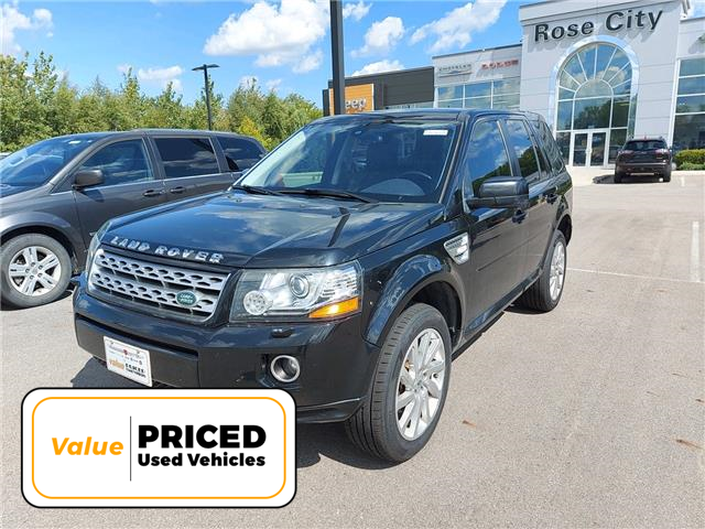 2013 Land Rover LR2 Base (Stk: P4082A) in Welland - Image 1 of 4