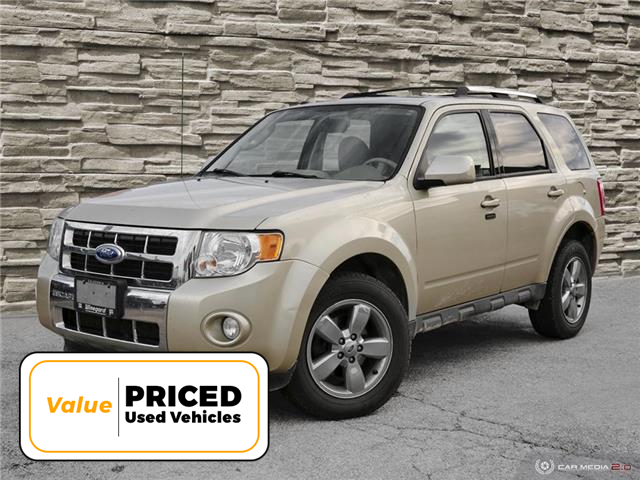 2011 Ford Escape Limited (Stk: T8954B) in Brantford - Image 1 of 27