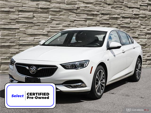 2019 Buick Regal Sportback Preferred II (Stk: 15960A) in Hamilton - Image 1 of 22