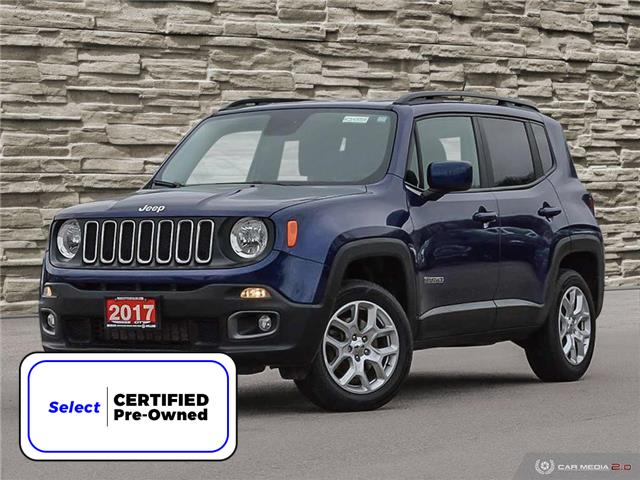 2017 Jeep Renegade North (Stk: K2455A) in Welland - Image 1 of 27
