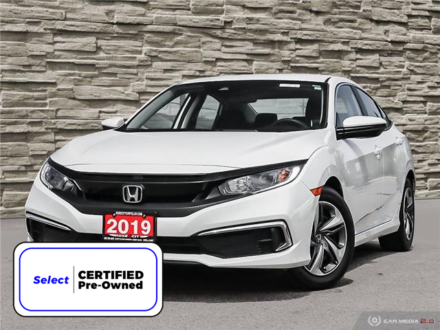 2019 Honda Civic LX (Stk: L2168B) in Welland - Image 1 of 25