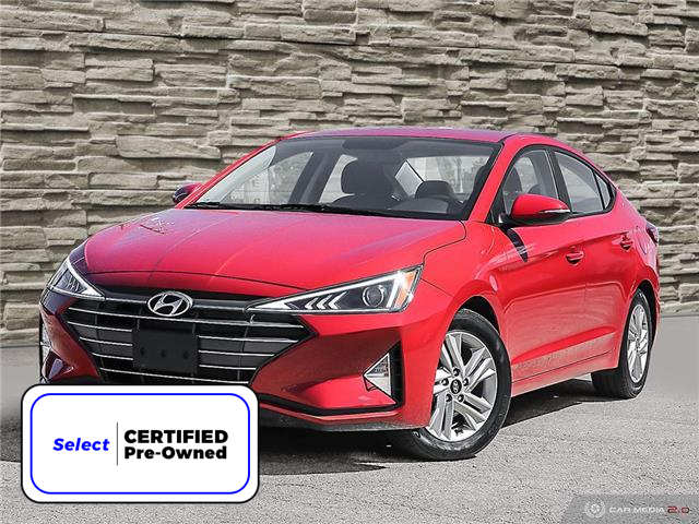2020 Hyundai Elantra  (Stk: 91295) in Brantford - Image 1 of 24