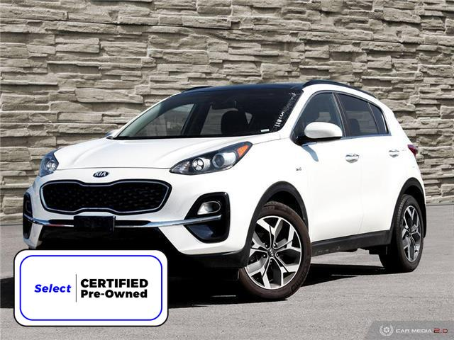 2020 Kia Sportage  (Stk: 91300) in Brantford - Image 1 of 27
