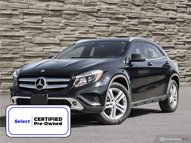 2016 Mercedes-Benz GLA-Class Base (Stk: T8663B) in Brantford - Image 1 of 27