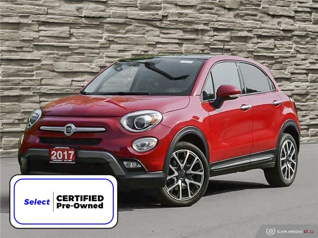2017 Fiat 500X Trekking (Stk: L2307A) in Welland - Image 1 of 27