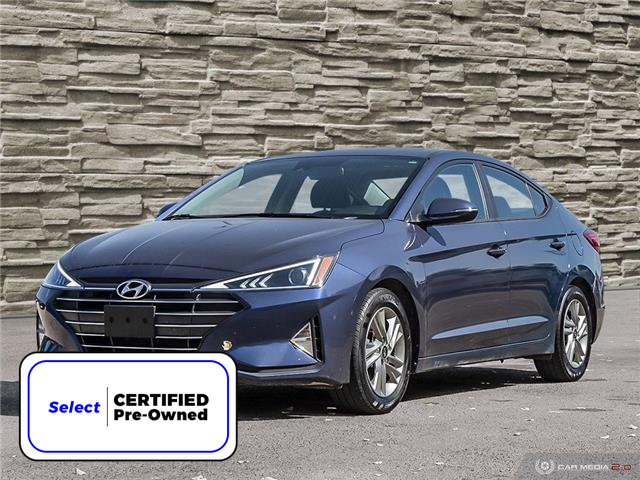 2019 Hyundai Elantra Preferred (Stk: 15972A) in Hamilton - Image 1 of 27