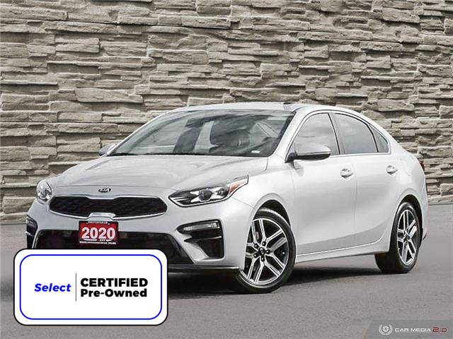 2020 Kia Forte EX Premium (Stk: P4044) in Welland - Image 1 of 27