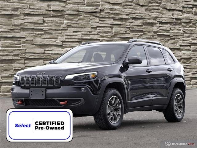 2020 Jeep Cherokee Trailhawk (Stk: 15974A) in Hamilton - Image 1 of 29