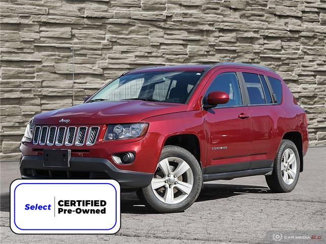 2014 Jeep Compass Sport/North (Stk: J4157B) in Brantford - Image 1 of 25