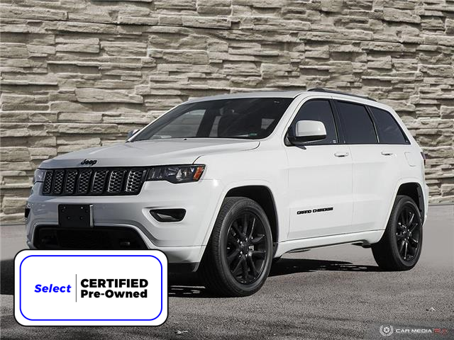 2018 Jeep Grand Cherokee Laredo (Stk: L2240B) in Hamilton - Image 1 of 30