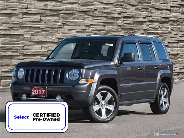 2017 Jeep Patriot Sport/North (Stk: L2255A) in Welland - Image 1 of 27