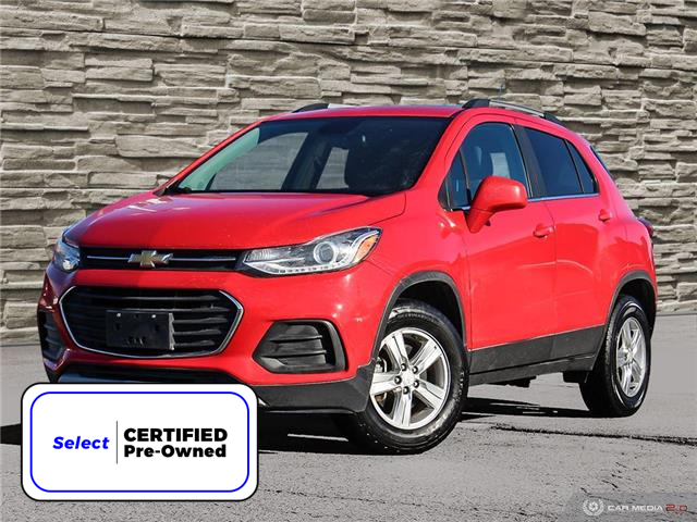 2017 Chevrolet Trax LT (Stk: J4059A) in Brantford - Image 1 of 27