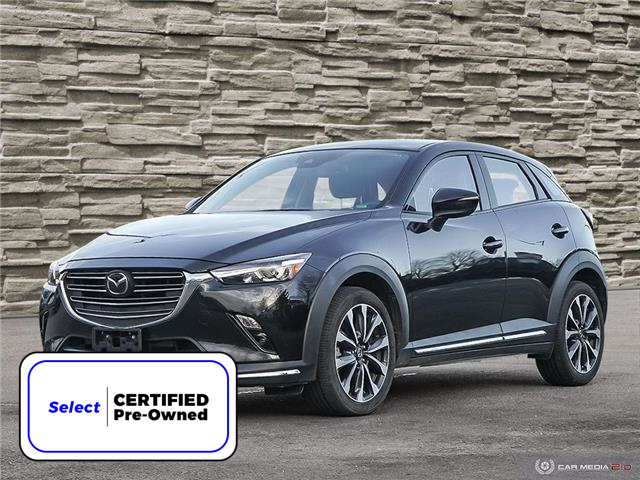 2019 Mazda CX-3 GT (Stk: 16018A) in Hamilton - Image 1 of 30