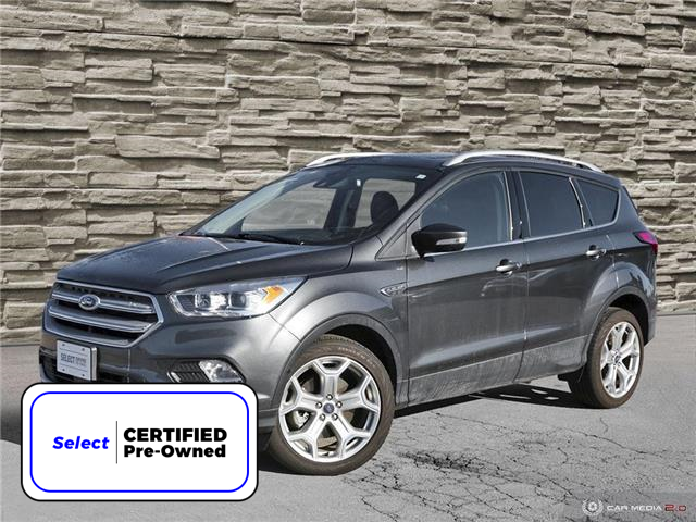 2019 Ford Escape Titanium (Stk: J4267A) in Brantford - Image 1 of 27