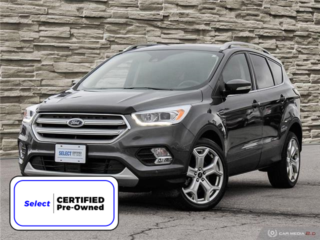 2018 Ford Escape Titanium (Stk: T8529A) in Brantford - Image 1 of 23
