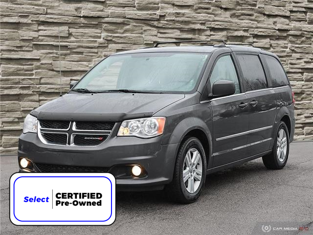 2015 Dodge Grand Caravan Crew (Stk: L8149A) in Hamilton - Image 1 of 25