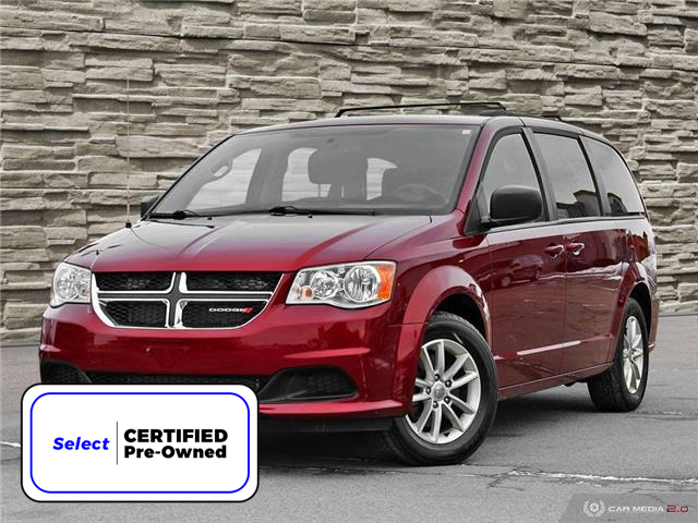 2017 Dodge Grand Caravan CVP/SXT (Stk: C6073A) in Brantford - Image 1 of 26