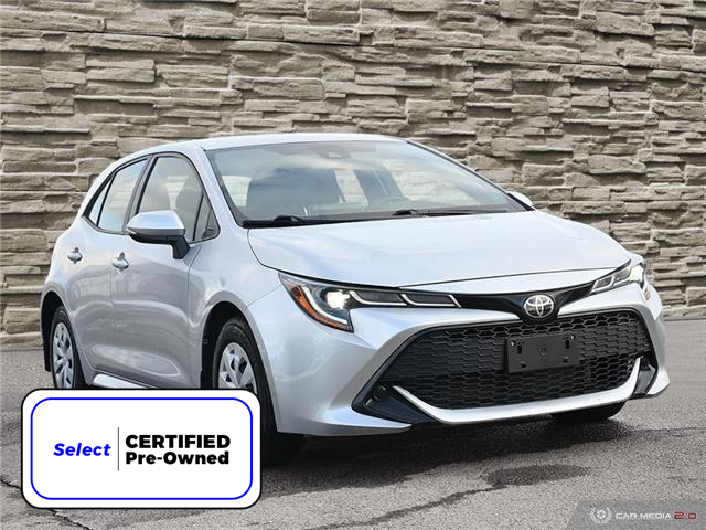 2019 Toyota Corolla Hatchback Base (Stk: 16040A) in Hamilton - Image 1 of 26