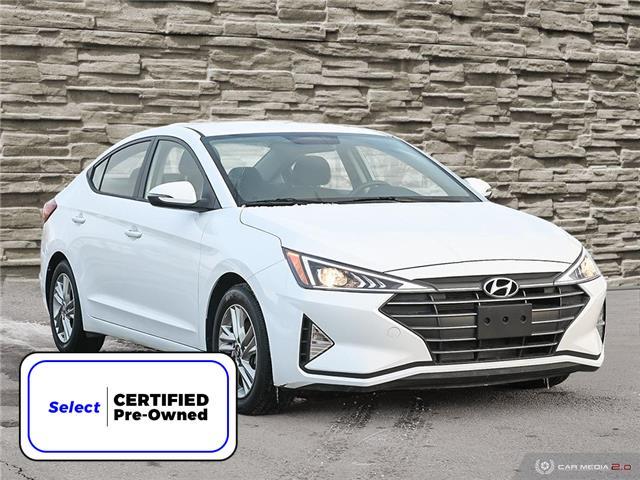 2020 Hyundai Elantra  (Stk: 16036A) in Hamilton - Image 1 of 28