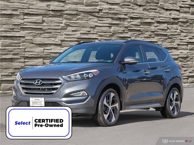 2018 Hyundai Tucson  (Stk: L8034A) in Hamilton - Image 1 of 30
