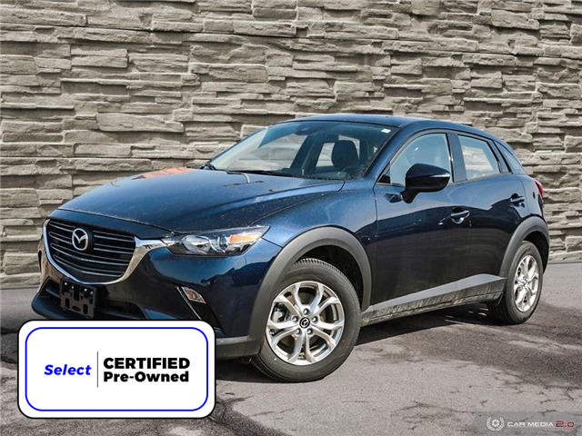 2020 Mazda CX-3 GS (Stk: 91335) in Brantford - Image 1 of 27