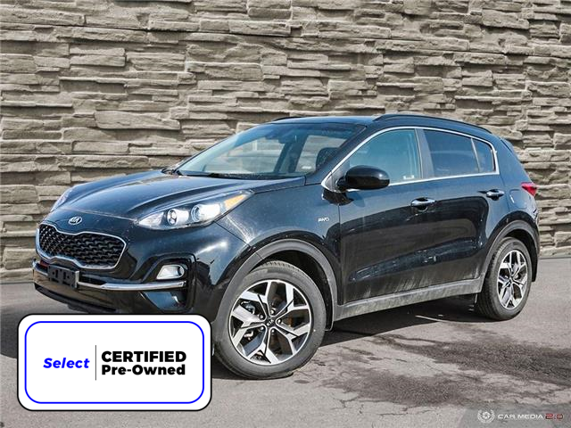 2020 Kia Sportage  (Stk: 91334) in Brantford - Image 1 of 27
