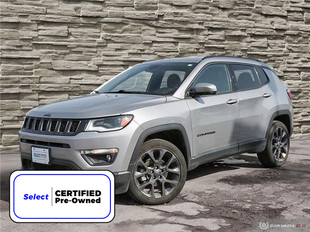 2020 Jeep Compass Limited (Stk: 91319) in Brantford - Image 1 of 27