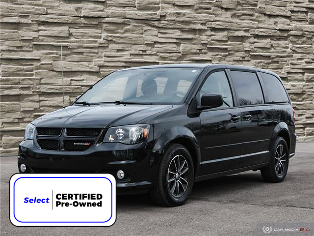 2017 Dodge Grand Caravan CVP/SXT (Stk: 16058A) in Hamilton - Image 1 of 26