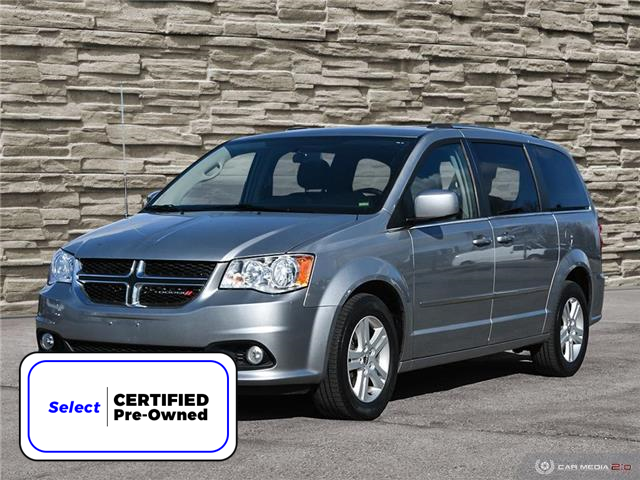 2017 Dodge Grand Caravan Crew (Stk: L8112A) in Hamilton - Image 1 of 26