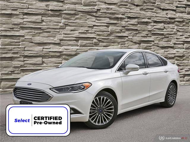 2017 Ford Fusion SE (Stk: T8908A) in Brantford - Image 1 of 27