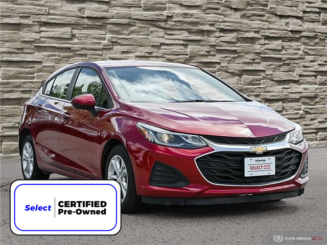 2019 Chevrolet Cruze LT (Stk: 16027A) in Hamilton - Image 1 of 28