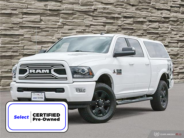 2018 RAM 2500 Laramie (Stk: M2152A) in Welland - Image 1 of 27