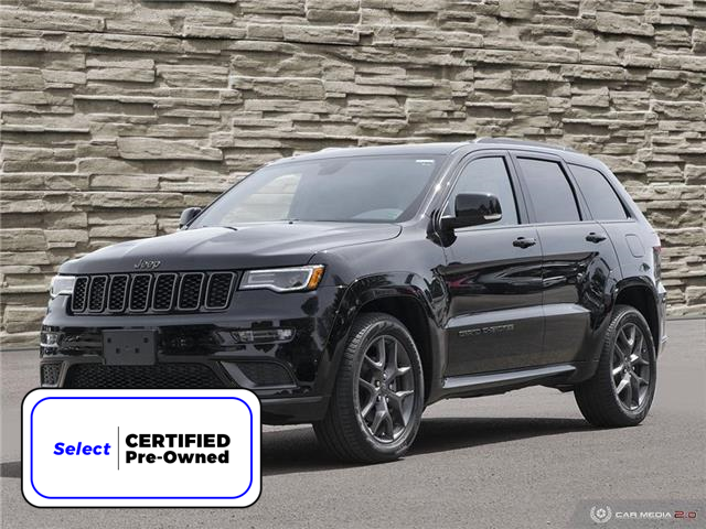 2020 Jeep Grand Cherokee Limited (Stk: 16068A) in Hamilton - Image 1 of 29