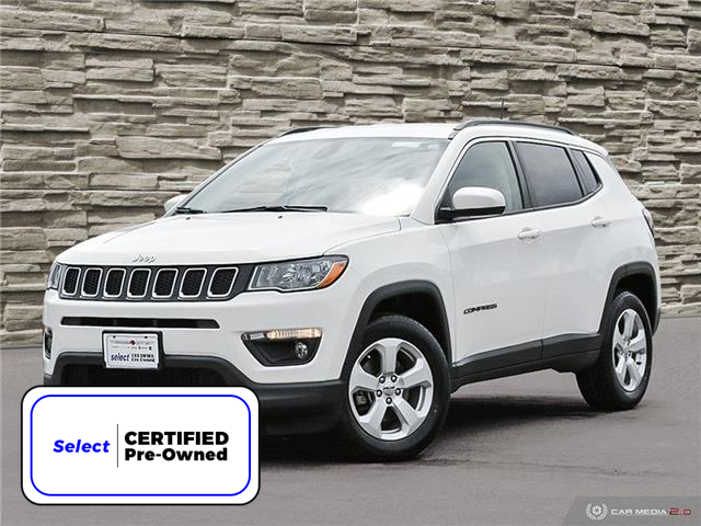 2018 Jeep Compass North (Stk: P4080) in Welland - Image 1 of 27