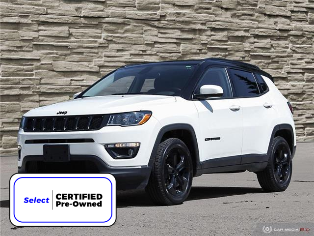 2019 Jeep Compass North (Stk: M1076A) in Hamilton - Image 1 of 28