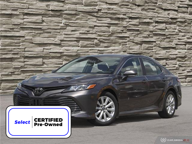 2020 Toyota Camry LE (Stk: 91356) in Brantford - Image 1 of 27