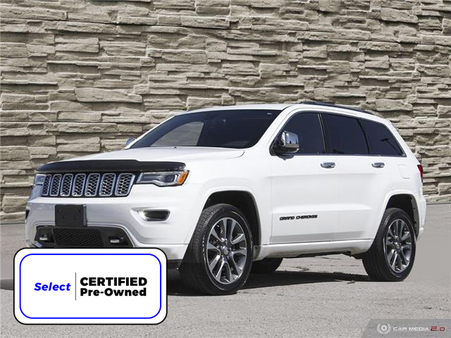 2018 Jeep Grand Cherokee Overland (Stk: M1196A) in Hamilton - Image 1 of 30