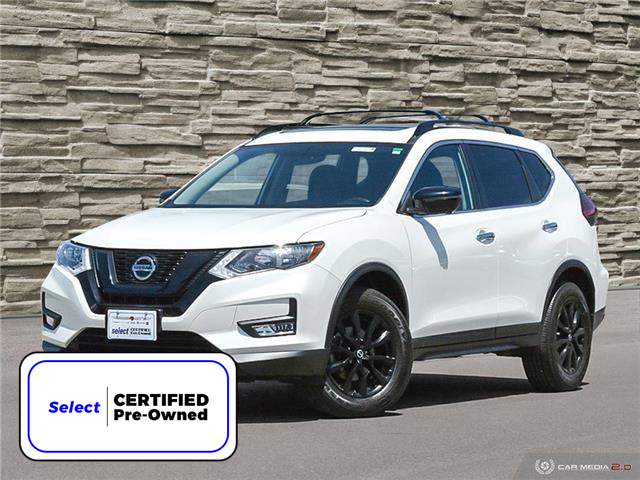 2018 Nissan Rogue Midnight Edition (Stk: P4087) in Welland - Image 1 of 27